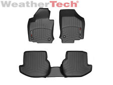 WeatherTech Floor Mats FloorLiner for Volkswagen Eos - 2007-2016 - Black