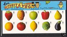 2003 FRUIT AND VEGETABLES  PRESENTATION PACK NO 345