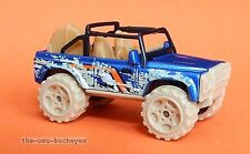 2008 Matchbox Loose Land Rover SVX Blue Combine Shipping Very Cool