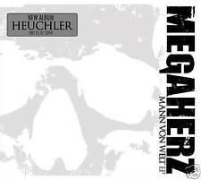 CD Megaherz Mann Von Welt EP CD