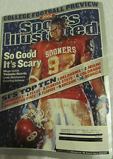 SPORTS ILLUSTRATED ~ 2002 College Football Review ~ Tommie Harris