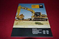 Caterpillar 325B L Hydraulic Excavator Dealer's Brochure DCPA8 ver12