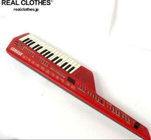 Yamaha SHS-10 FM DIigital Keyboard FM MIDI Keytar Red Synthesizer no case