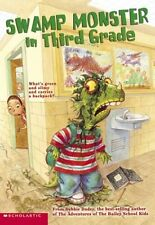The Swamp Monster In The Third Grade (Swamp Monster in Third Grade) by Debbie Da