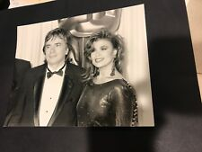 VINTAGE PRESS PHOTO OF Paula Abdul And Dudley Moore 1990 Lot 6