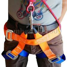Sitting Safety Mountaineering Climbing Rappelling Harness Seat Belt Equipment