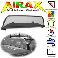 AIRAX Windschott Wind deflector  Mercedes SL R129 schwarz year 1989 – 2001