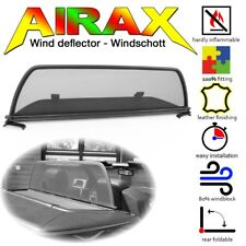 AIRAX Windschott Wind deflector  Mercedes SL R129 schwarz year 1989 – 2001