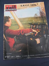vie du rail 1976 1524 DIJON CHATILLON SUR SEINE WISSEMBOURG  VAL SUZON HAUT