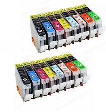 16-PK/Pack CLI-8 Ink Set Red Green Canon PIXMA Pro6000 Pro6500 Pro9000 Mark II