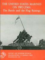 WW II USMC Marine Corps Invasion of Iwo Jima Island 1944 History Book