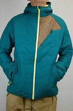 $220 Puma Hooded Primaloft Mens Water Resistant Insulated Jacket size L NWT