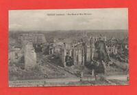 Postal- Verdun Bombardearon - Calle Mazel y Lío Militar (J7845)