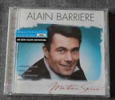 Alain Barriere, master serie - Best of, CD neuf