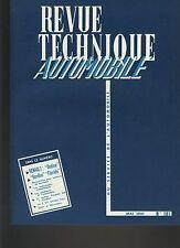 (C5)REVUE TECHNIQUE AUTOMOBILE RENAULT ONDINE-GORDINI-FLORIDE/ CITROEN 2CV 4x4