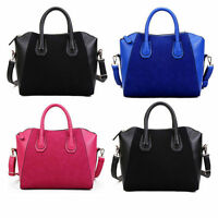 Women Lady Leather Shoulder Bag Tote Purse Handbag Messenger Cross Body Satchel