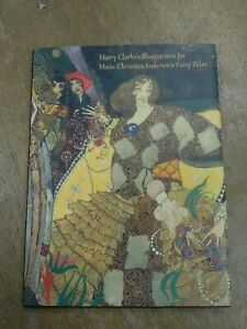 Harry Clarke's Illustrations For Hans Christian Andersen Fairy Tales 2008