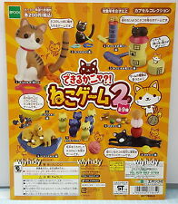Neco Cat De Mu II, 9pcs - Epoch Capsule Toy , h#5