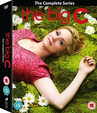 The Big C Season 1 2 3 4 Complete Series 1 - 4 Region 4 New DVD