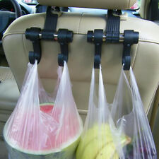 Newest Auto Back Seat Car Hooks For Shopping Hanger Car Rack Clip Headrest Bag