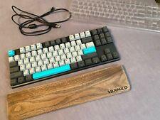 Varmilo mechanische tastatur qwerty PBT keycaps Weiß Bleuchtung