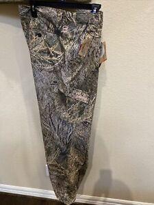 Magellan Women's Eagle Pass Roll Up Pants Mossy Oak Brush Sz Med NWT