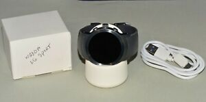 LG Watch Sport W280A 45.4mm Titanium Stainless Steel Black Classic - AT&T LTE c