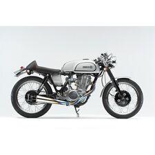 Over Racing Titanium Megaphone Manx Type Yamaha Sr500