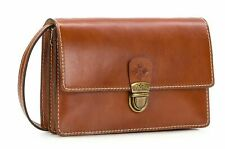 Patricia Nash LANZA CROSSBODY Organizer Tan  MSRP $159 New