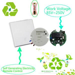 85V-250V 110V 220V Wireless Switch Anti-interference Self Powered Remote Control