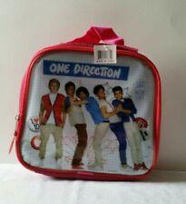 One Direction Girls lunch Bag / Box - Fuchsia