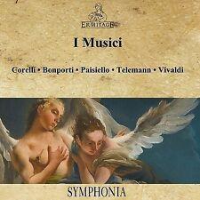 I MUSICI - CORELLI/BONPORTI/PAISIELLO/TELEMANN/VIVALDI CD ERM1029