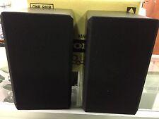 Proton AL-200A Loudspeakers Bookshelf Stereo 2 way Speakers Vintage DJ theater