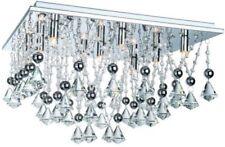 Halogen Deckenlampen & Kronleuchter aus Aluminium mit 7-12 Lichtern