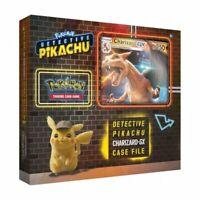 Pokemon TCG Charizard GX Box Detective Pikachu Special Case File 6 Packs + Promo