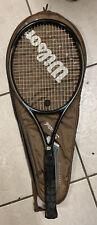 Wilson Tennis Racquet ~Hammer System 4.0 Dual Taper Beam Racket w/Case  4.5