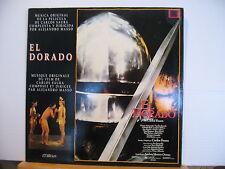 Alejandro Masso EL DORADO Carlos Saura SOUNDTRACK VINYL LP Free UK Post