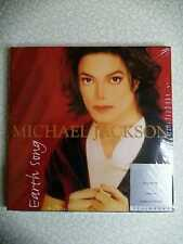 MICHAEL JACKSON – EARTH SONG  – CD SINGOLO THE VIDEOS SINGLES – SEALED