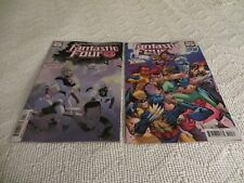 Marvel Comics Fantastic Four #4 Direct & Variant Cover Edition New.