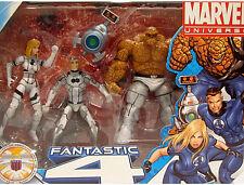 Marvel Universe__FUTURE FOUNDATION 4 pack_Variant figures_Fantastic Four_New_MIB