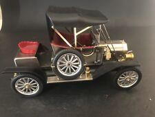 Vtg Waco Japan Transistor Radio Model T Ford Advertising Car Kerr Leasing Work