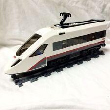 Lego City Passenger Train Engine + Motor (NO PF) Mint 60052/60098/3677/60051