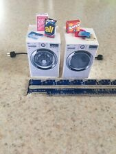 WASHER AND DRYER  #1449 DOLLHOUSE FURNITURE MINIATURES