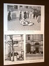 La rivolta del vino a Narbona nel 1907 La forca per Clemenceau Montpellier
