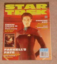 STAR TREK MONTHLY MAGAZINE NO. 43 SEPTEMBER 1998