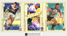 2003 Select NRL XL Series Trading Cards Full Base Set (181) - Rare!