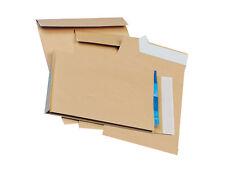 125 C4 Gusset Envelopes 324 x 254 x 20mm Manilla No Window / Plain 130 gsm +24h