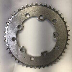 Vintage Pro Neck 45t BMX Chainring Silver USA