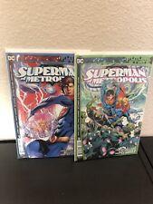 New ListingFuture State Superman Of Metropolis 1-2 Dc comics