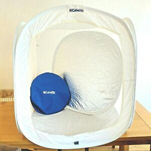 Lastolite Cubelite 90cm shooting tent photography white background large cube